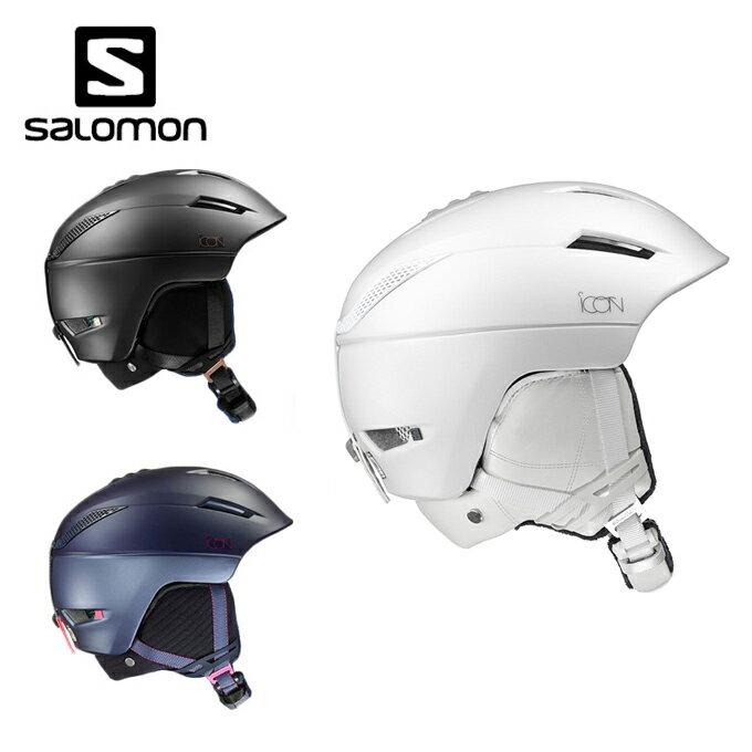 サロモン salomonスキーヘルメット レディースICON2 C.AIR アイコン2Cエアーウィンタープロテクター