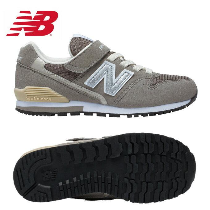 ニューバランス new balanceスニーカー ジュニアシューズKV996CAYキッズ 子供 男の子 女の子 こども 靴 カジュアル 運動靴 ベルクロ マジック