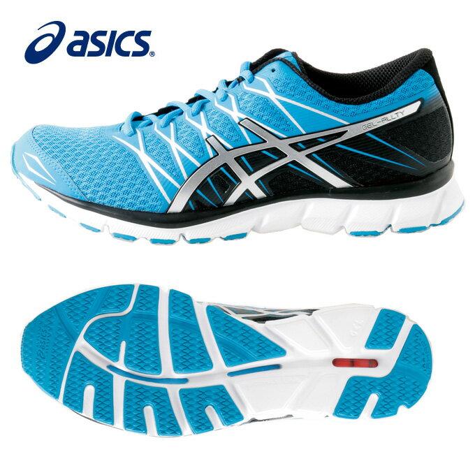 アシックス ランニングシューズ メンズ GEL ALLTY ゲルオルティー TJG16D 4393 マラソンシューズ ジョギング ランシュー クッション重視 asics