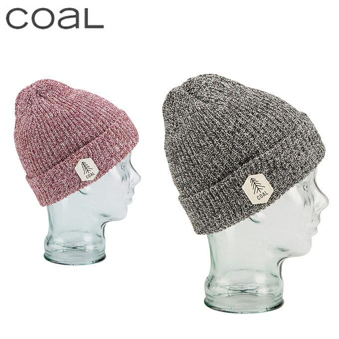 コール COALウインターアクセサリー ニットキャップ 帽子 メンズ レディースBEANIE ビーニーTHE SCOUT防寒