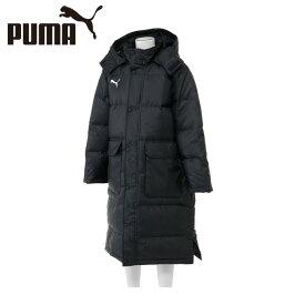 プーマ PUMA サッカーウェア ベンチコート ジュニア TTE PROロングダウンコート 654985-01