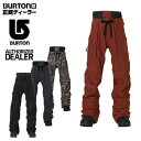 バートン BURTONボードパンツ メンズSouthside Pant Mid Fit サウスサイド パンツ ミッド フィット13237102