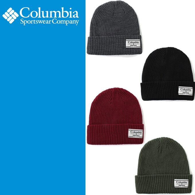 コロンビア Columbia トレッキング ニット帽 メンズ レディース ストリームトゥクレストニットキャップ Stream to Crest Knit Cap PU5227