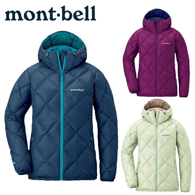 モンベル アウトドア ジャケット レディース ライトアルパインダウン パーカ Women's ウィメンズ 1101533 mont bell mont-bell