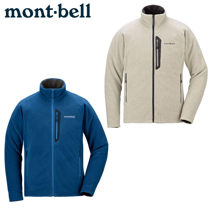 モンベル フリース ジャケット メンズ クリマプラス200 ジャケット Men's メンズ 1106580 mont bell mont-bell