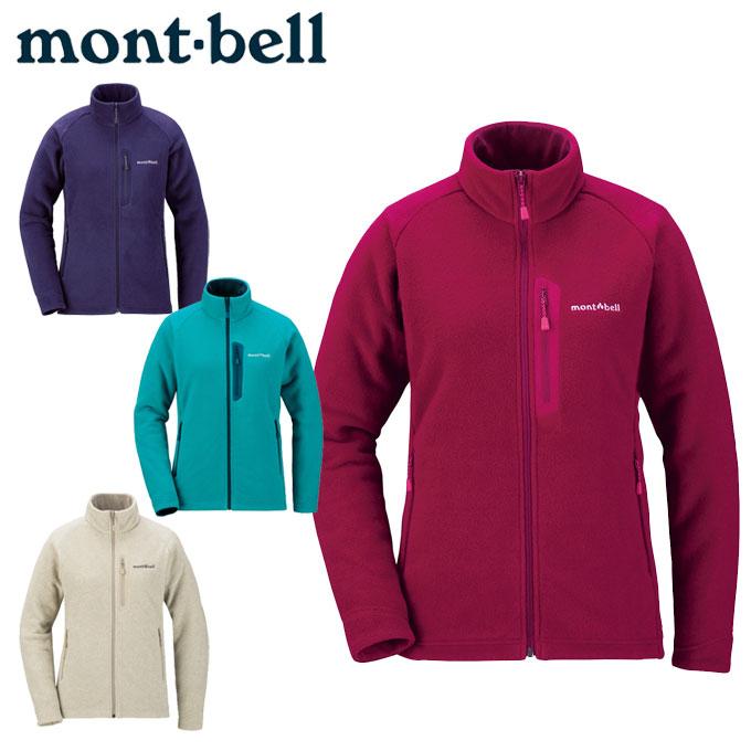 モンベル フリース ジャケット レディース クリマプラス200 ジャケット Women's ウィメンズ 1106581 mont bell mont-bell