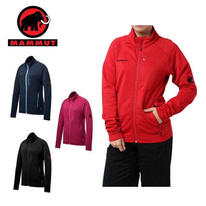 マムート MAMMUT フリース ジャケット レディース TRAIL Jacket Women トレイル ジャケット ウーマン 1010-23040