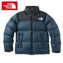 ノースフェイス アウトドアウェア メンズ ヌプシジャケット ND91631 防寒ジャケット ダウン アウター THE NORTH FACE