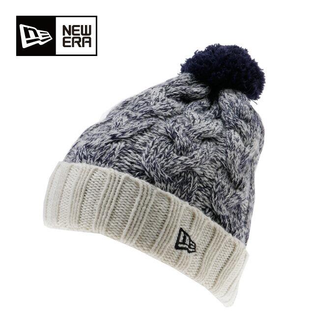 ニューエラ NEW ERA ウィンター アクセサリー 帽子 ビーニー ニット帽 LOW-G BIG CABLE PM-PM 11322102