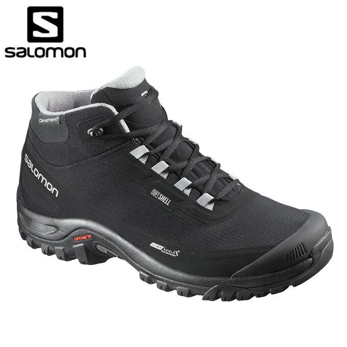 サロモン salomon スノーブーツ 冬靴 メンズ SHELTER CS WP シェルタークライマシールドウォータープルーフ L37281100