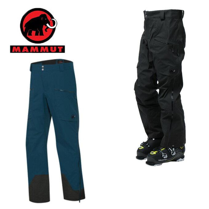 マムート MAMMUT スキー アルヴィアー ツアー HS パンツ メンズ Alvier Tour HS Pants Men 1020-10500