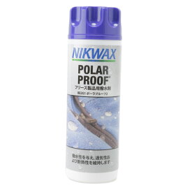 ニクワックス NIKWAX撥水剤ポーラープルーフ2EBE2G1