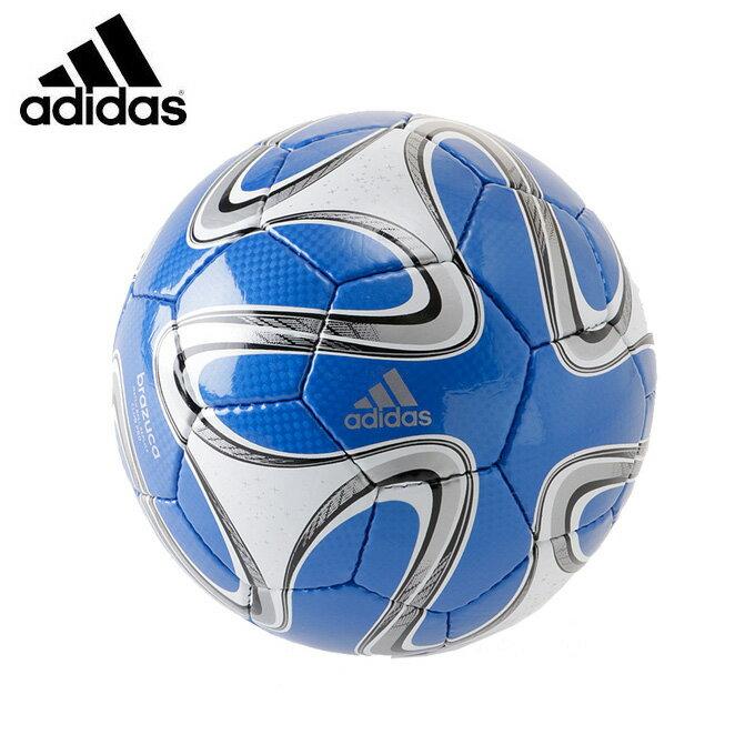 アディダス サッカーボール 4号球 小学校用 ジュニア ブラズーカ AF4820BW 検定球 adidas