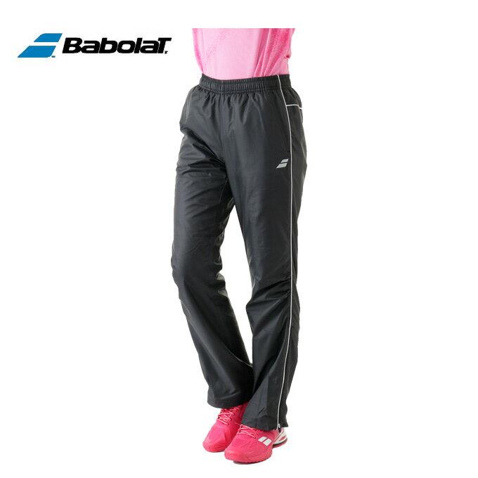 バボラ Babolatテニス バドミントン ウェア レディースウインドブレーカーパンツBAB-4682WP