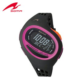 ソーマ ランニングウォッチ 時計 RunONE ランワン 100SL ミディアム NS09008 SOMA