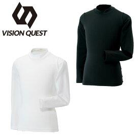 ビジョンクエスト VISION QUEST アンダーウェア 長袖 アンダーシャツ ジュニア モックTシャツ VQ451501G02