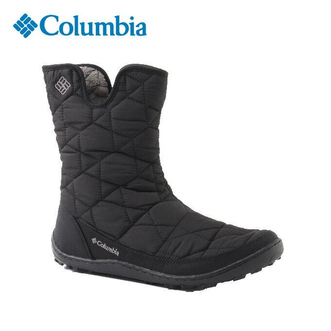 コロンビア Columbia スノーブーツ 冬靴 レディース ミンクス スリップII オムニヒート BL1597