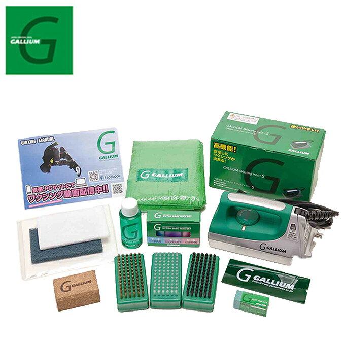 ガリウム GALLIUMチューンナップ用品Trial Waxing Set ソフトケースJB0004