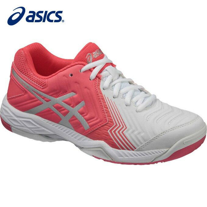 アシックス テニスシューズ オールコート用 レディース LADY GEL-GAME 6 TLL790 0120 asics