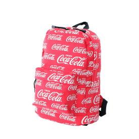 コカコーラ Coca-Cola バックパック メンズ レディース スウェットデイパック COK-MBBKW05