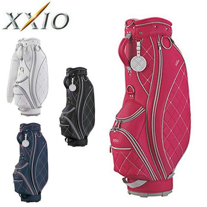 ゼクシオ XXIOゴルフ レディースキャディバッグGGC-X085W