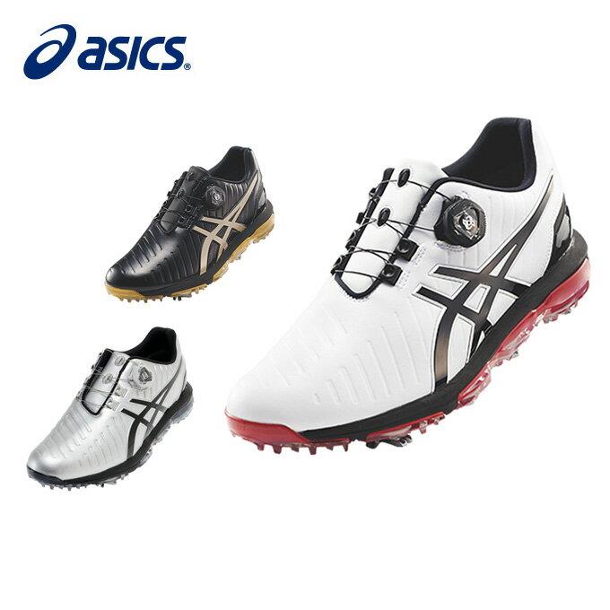 アシックス ゴルフシューズ ソフトスパイク メンズ ゲルエース プロ GEL-ACE PRO 3 ボア TGN919 【2017年モデル】 asics