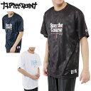 スリーポイント ThreePoint バスケットボール メンズ 半袖プリントTシャツ TP570413G01