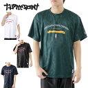 スリーポイント ThreePoint バスケットボール メンズ 半袖プリントTシャツ TP570413G05