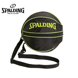 スポルディング バスケットボール バッグ ボールバッグ 1個用 49-001LG SPALDING