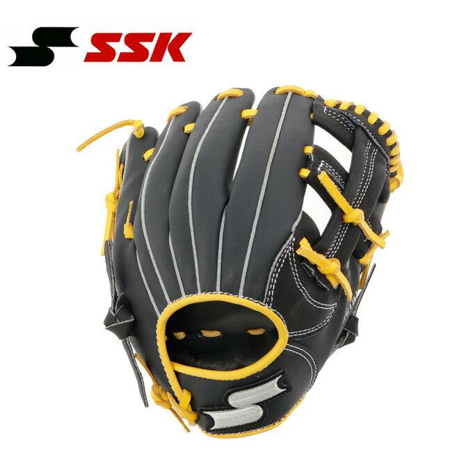 エスエスケイ SSK 野球 少年軟式グラブ ジュニア 低学年向けグラブ SMJG7404