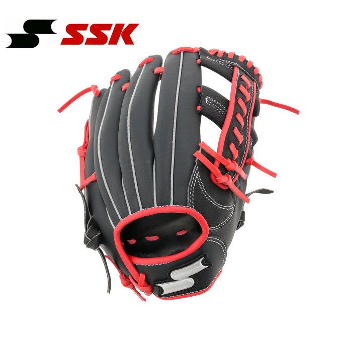 エスエスケイ SSK 野球 少年軟式グラブ ジュニア 低学年向けグラブ SMJG7425