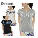リーボック Reebok Tシャツ 半袖 レディース ヨガ ベーシックTシャツ LNS03