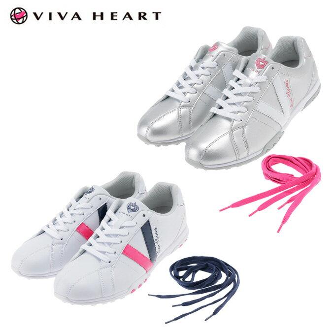 ビバハート VIVA HEARTゴルフ レディーススパイクレス VHK005
