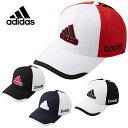 アディダス adidas ゴルフ 帽子 メンズ CP ツアーキャップAWV00