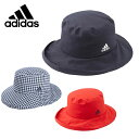 アディダス ゴルフ 帽子 レディース レインハット AWV46 adidas