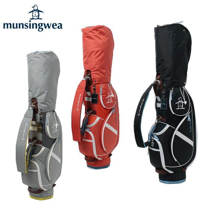 マンシング Munsingwearゴルフ レディース8.5型 キャディバッグLQ1179