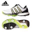 アディダス adidasゴルフシューズ ソフトスパイク ゴルフスパイクメンズPowerband BOA boost パワーバンド ボア ブーストQ44848