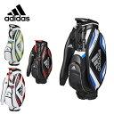 アディダス ゴルフ メンズ キャディバッグ2 AWR86 adidas