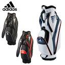 アディダス ゴルフ メンズ キャディバッグ4 AWR92 adidas