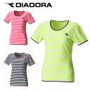 ディアドラ DIADORAテニス レディースTシャツDTL7545