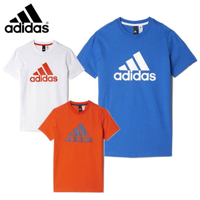 アディダス 半袖Tシャツ ジュニア Boys ESS ビッグロゴ Tシャツ MLB26 adidas