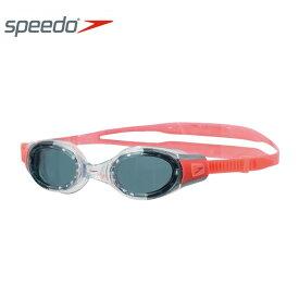 スピード speedo クッション付き スイミングゴーグル レディース Biofuseゴーグル SD93G03C