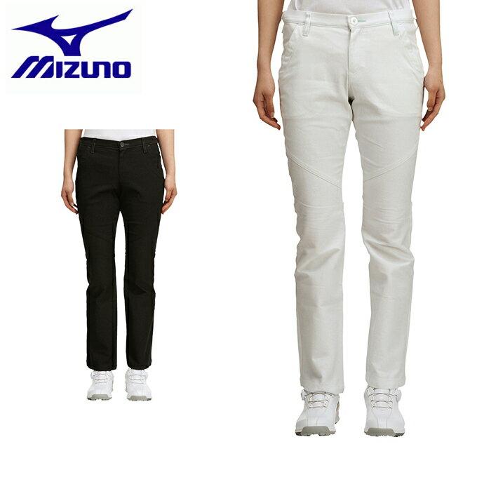 ミズノ MIZUNO ゴルフウェア ロングパンツ レディース ムーブパンツ 52MF6701