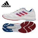 アディダス adidasランニングシューズ マラソンシューズ メンズadiZERO feather RK 2 アディゼロフェザーRK2 CDA57 BY2454...