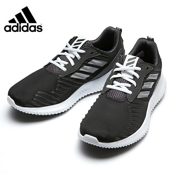 アディダス ランニングシューズ メンズ アルファバウンスRC GIW68 B42652 マラソンシューズ ジョギング ランシュー クッション重視 adidas