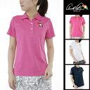 アーノルドパーマー arnold palmer ゴルフウェア レディース ロゴ半袖シャツ AP220301G01