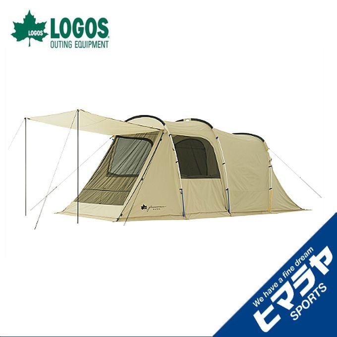 ロゴス LOGOS テント 大型テント グランベーシック トンネルドーム XL-AG 71805023
