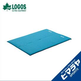 ロゴス インフレーターマット 大型 超厚 セルフインフレートマット・DUO 72884140 LOGOS