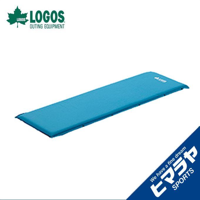 ロゴス LOGOS インフレータブルマット 超厚 セルフインフレートマット・SOLO 72884130