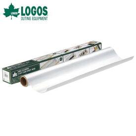 ロゴス LOGOS バーベキューアクセサリー グリルにぴったり BBQお掃除楽ちんシート・ワイド 極厚 81314011